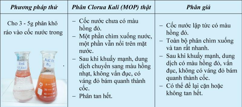 KALI CLORUA – KCL (MOP)